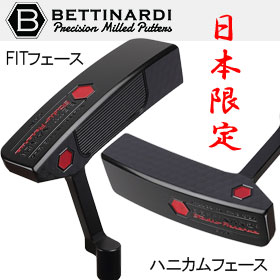 日本限定2015 BETTINARDI GOLF ベティナルディ STUDIO RESERVE JAM(スタジオ リザーブ) パター