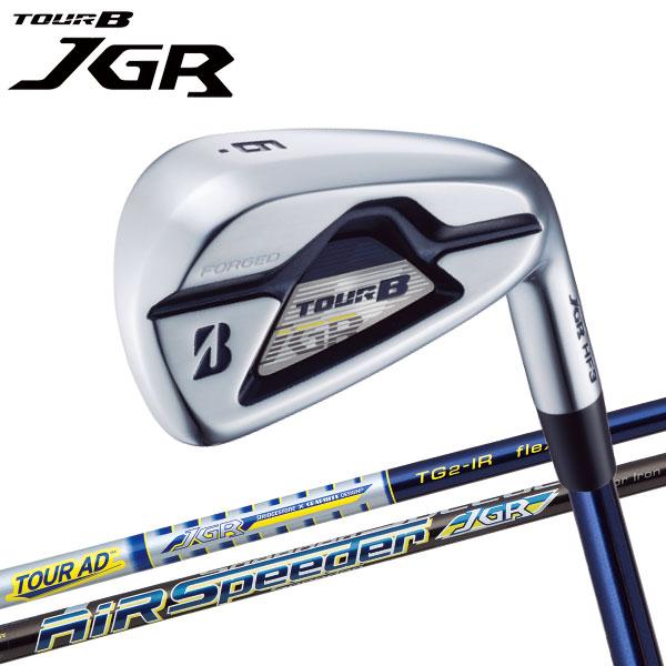 ブリヂストン ゴルフ 2019モデル TOUR B JGR HF3 アイアン 5本セット カーボンシャフト