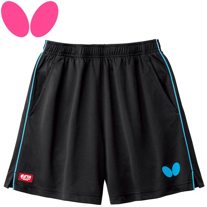 メール便送料無料 バタフライ 卓球 PASTEP PANTS 商品 パステップ ジュニア 40%OFFの激安セール パンツ メンズ 51970-174 レディース