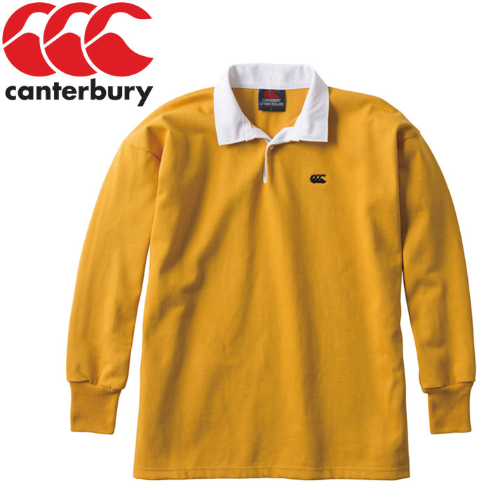afb90accdd5 FZONE: Canterbury NZ solid color rugby jersey men RA98000-55 ...