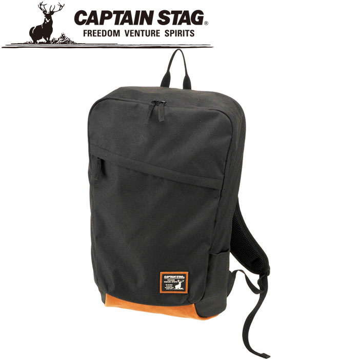 キャプテンスタッグ HEATHTWILL スリムパッカー22 ブラック UP2619