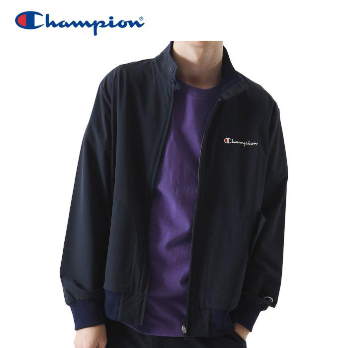 チャンピオン フルジップ ジャケット アクションスタイル メンズ C3-NS632-370
