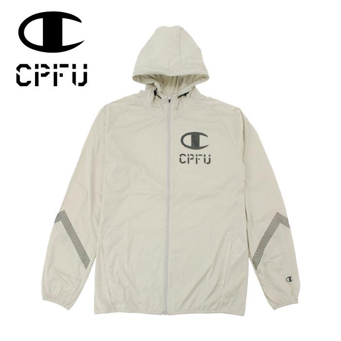 【ポイントアップ祭!】チャンピオン CPFU ストレッチ フルジップフーディー メンズ C3-PSC02-030 19SS