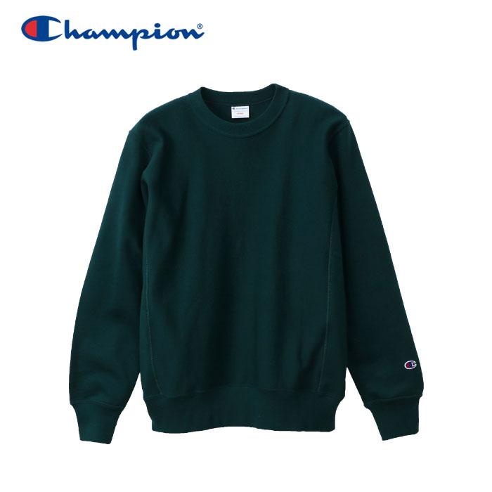 チャンピオン スウェットシャツ クルーネック リバースウィーブ 10oz メンズ C3-L001-570 19FW