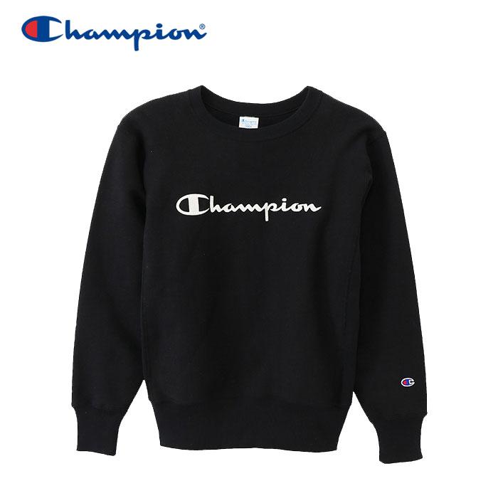 チャンピオン スウェットシャツ クルーネック リバースウィーブ(青タグ) 11.5oz メンズ C3-L007-090 19FW