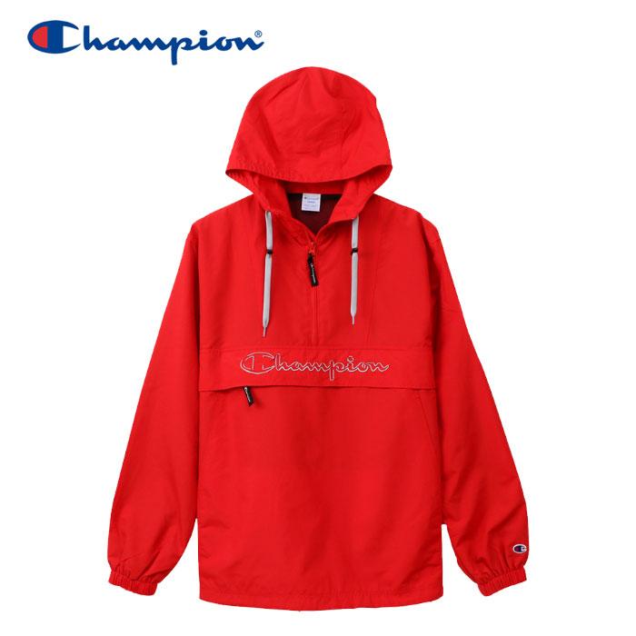 チャンピオン アノラックパーカー メンズ C3-L609-947 19FW クリアランスセール