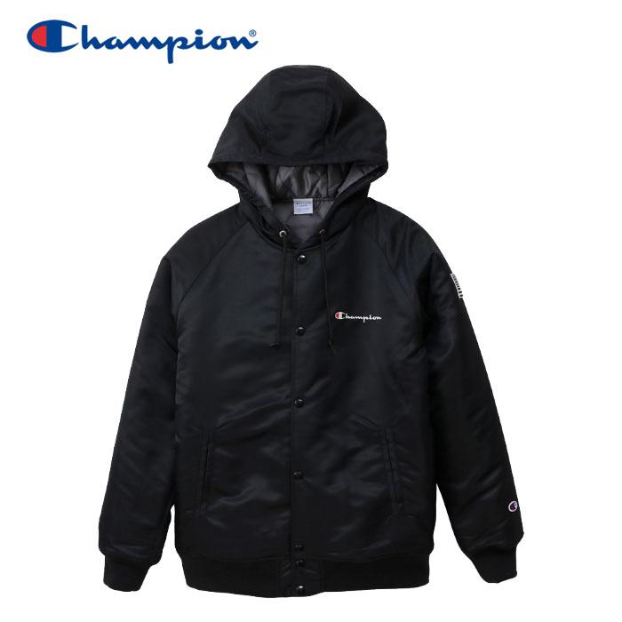 チャンピオン フードジャケット アクションスタイル メンズ C3-Q605-090 19FW クリアランスセール