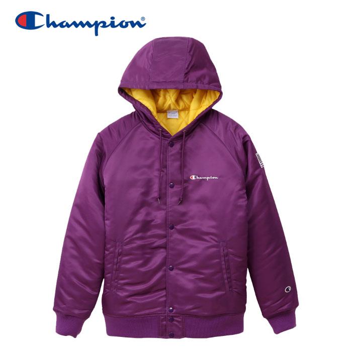 チャンピオン フードジャケット アクションスタイル メンズ C3-Q605-270 19FW クリアランスセール