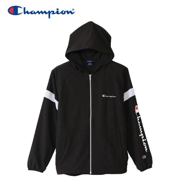 チャンピオン ジップフードジャケット C3-RSC10-090 メンズ 2020 春夏 フーディー パーカー