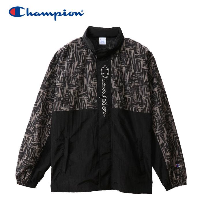 チャンピオン フルジップジャケット アクションスタイル C3-R606-090 メンズ 2020 春夏 長袖 ロングスリーブ