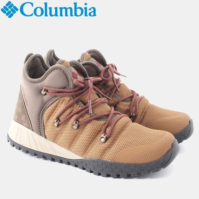ee9fcec410a8 FZONE: Columbian Fairbanks 503 winter boots men BM5975-286   Rakuten ...