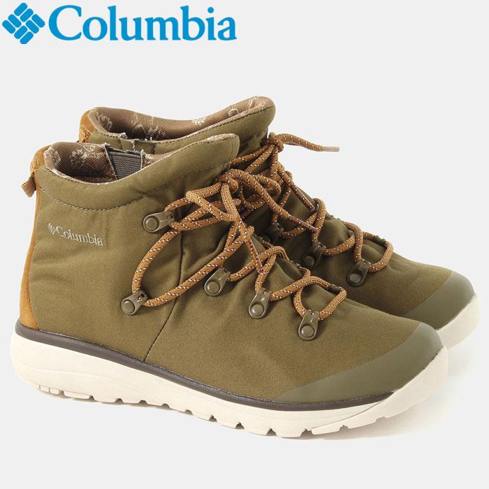コロンビア 919ミッド2オムニテック キャンプ アウトドアシューズ メンズ レディース YU3980-347