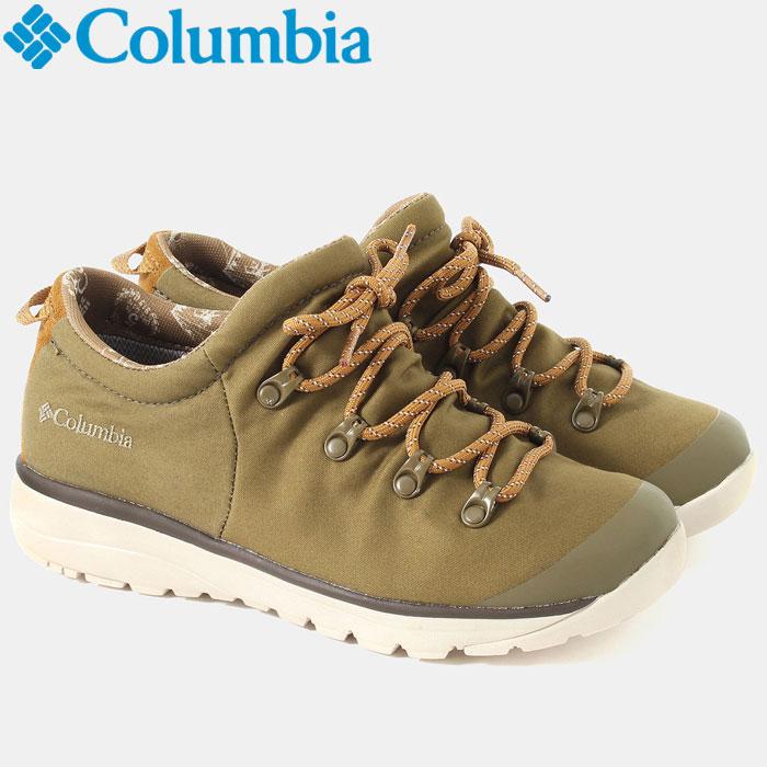 コロンビア 919ロウ2オムニテック キャンプ アウトドアシューズ メンズ レディース YU3981-347