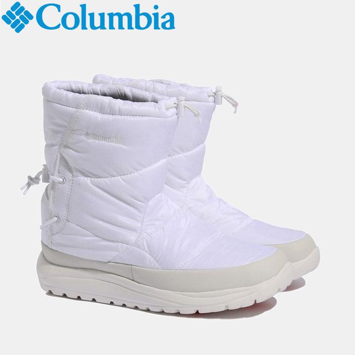 コロンビア スピンリールブーツアドバンスWPオムニヒート ウインター ブーツ メンズ レディース YU0274-100