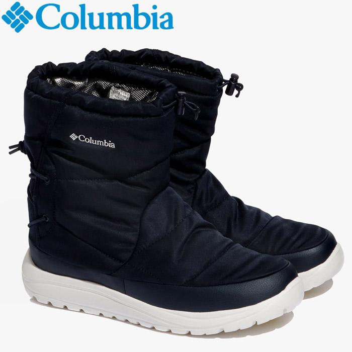 コロンビア スピンリールブーツウォータープルーフオムニヒート ウインター ブーツ メンズ レディース YU0276-464