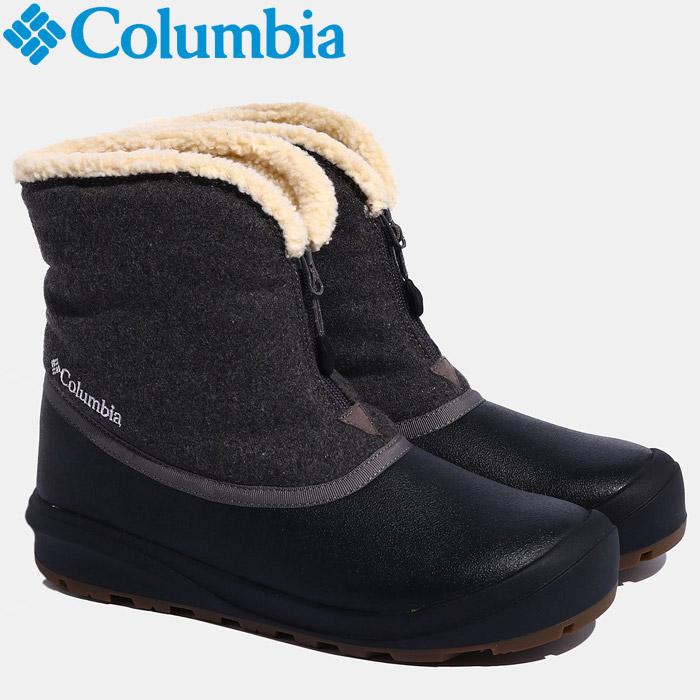 コロンビア チャケイピ2スリップオムニヒート ウインター ブーツ メンズ レディース YU0282-008