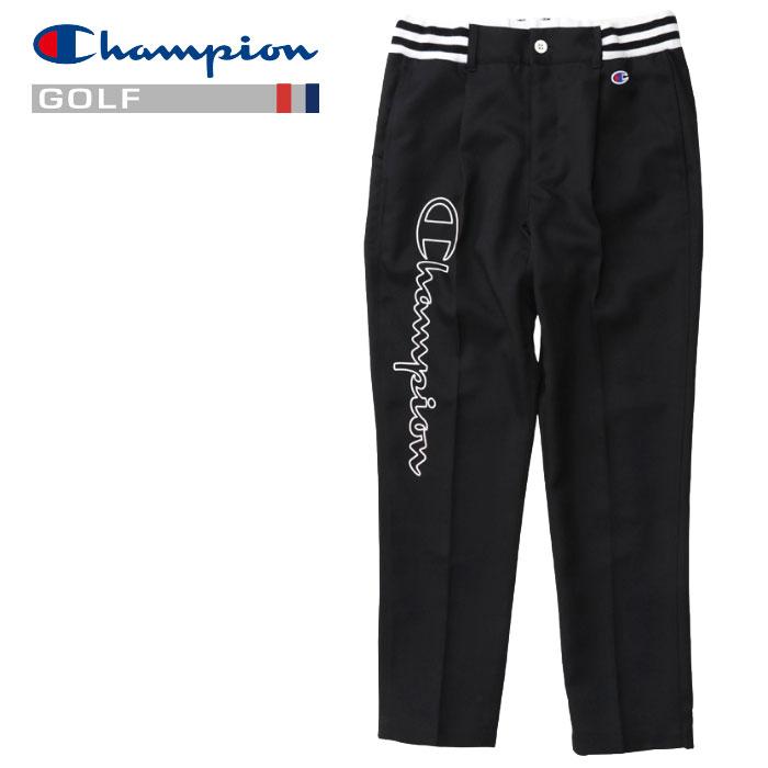 チャンピオン ロングパンツ ゴルフ C3-PG203-090 メンズ 19SS