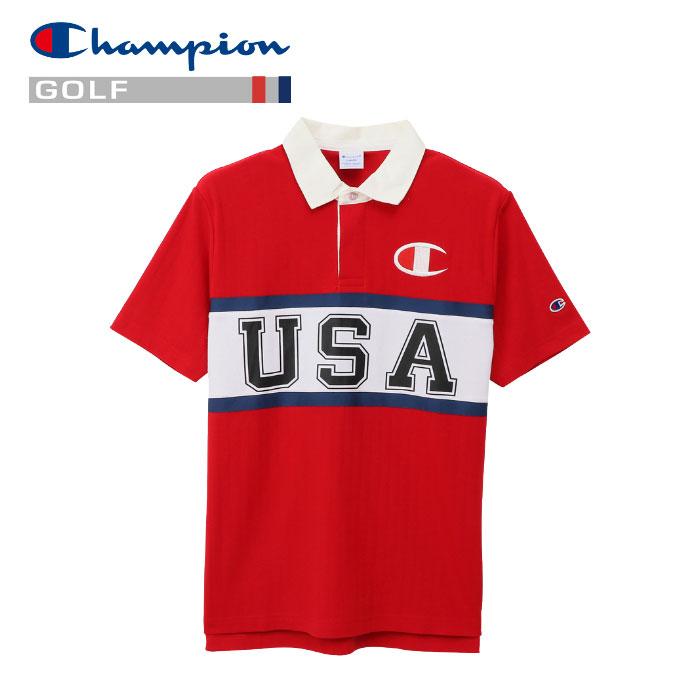 チャンピオン ポロシャツ ゴルフ C3-PG302-940 メンズ 19SS