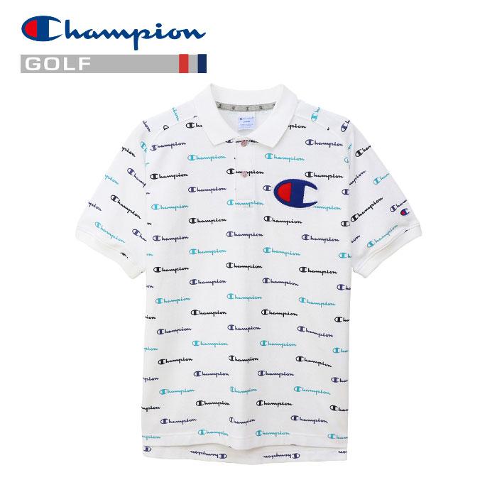 チャンピオン ポロシャツ ゴルフ C3-PG307-010 メンズ 19SS