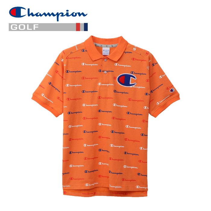 【在庫処分】クリアランスセール41%OFF!チャンピオン ポロシャツ ゴルフウェア C3-PG307-840 メンズ 2019春夏