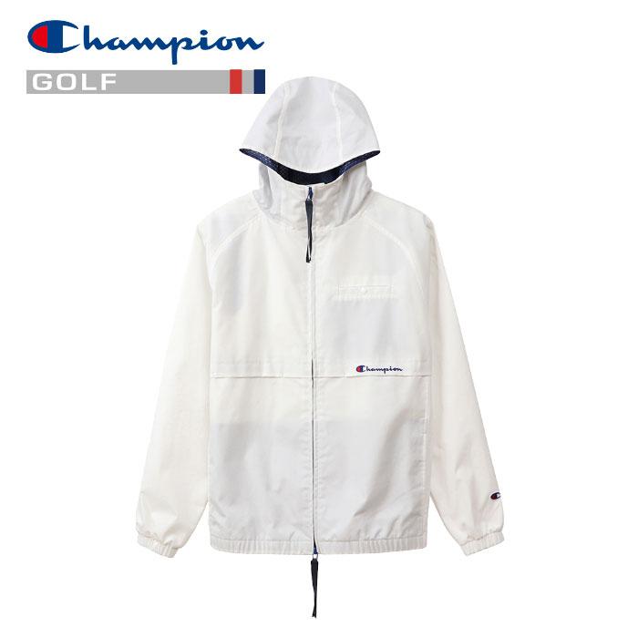 【在庫処分】チャンピオン ゴルフ フルジップジャケット メンズ C3-QG603-020 19FW