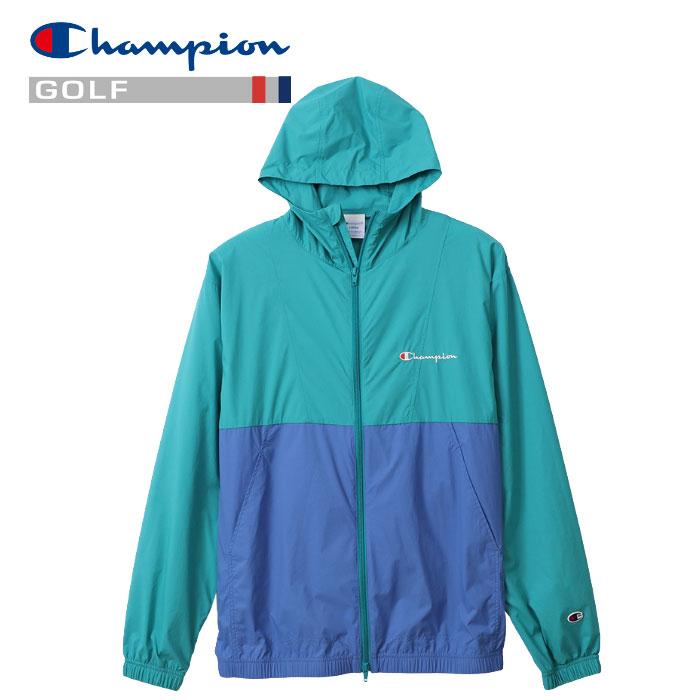 チャンピオン ゴルフ フードジャケット C3-RG601-521 メンズ 2020 春夏