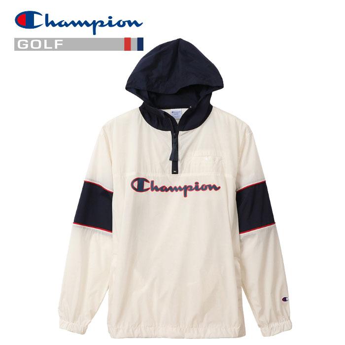 チャンピオン ゴルフ フードジャケット C3-RG603-030 メンズ 2020 春夏