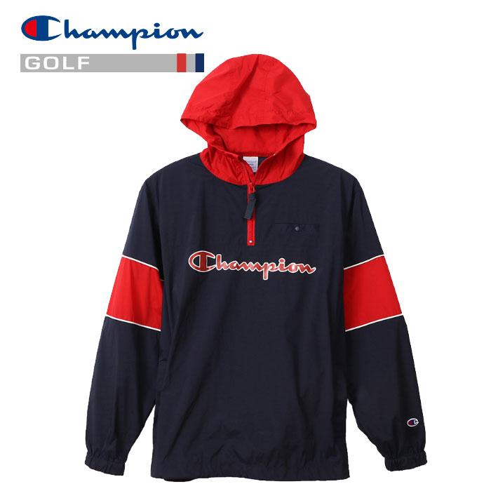 チャンピオン ゴルフ フードジャケット C3-RG603-370 メンズ 2020 春夏