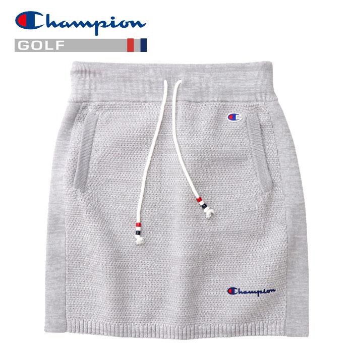 チャンピオン スカート ペチコート付き ゴルフ CW-PG203-070 レディース 19SS
