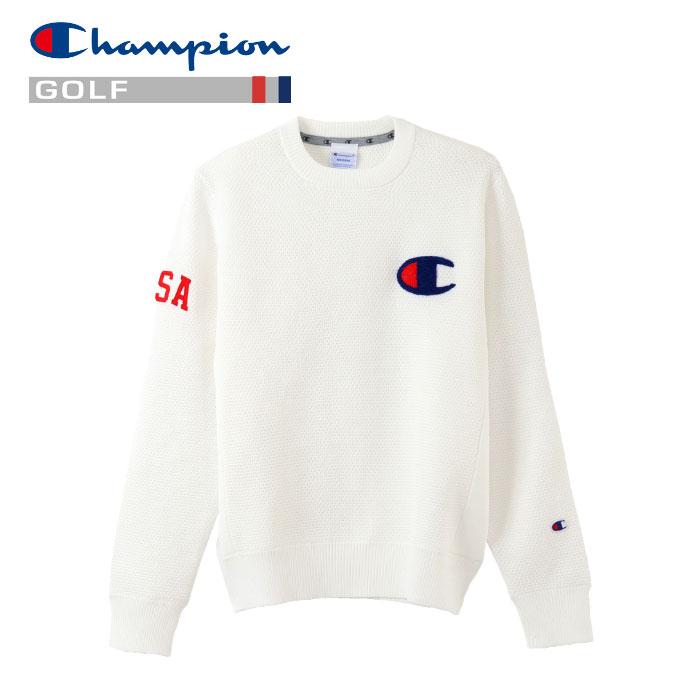チャンピオン セーター ゴルフ CW-PGA01-010 レディース 19SS