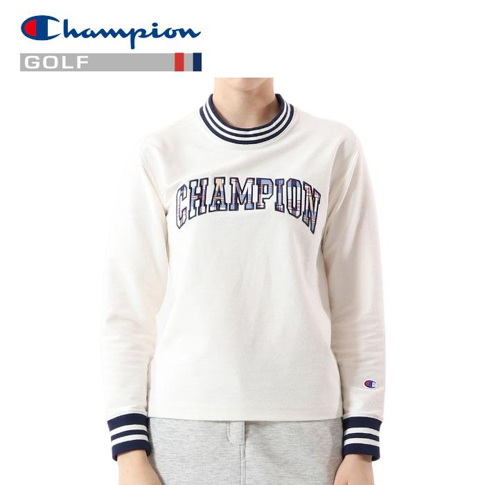 チャンピオン ゴルフ ロングスリーブTシャツ CW-RG402-020 レディース 2020 春夏