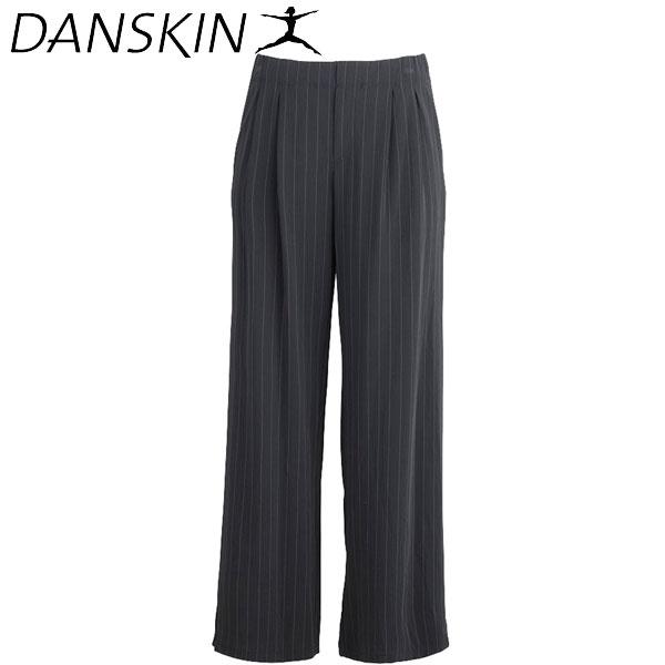 ダンスキン ワイドパンツ レディース DD47102P-K