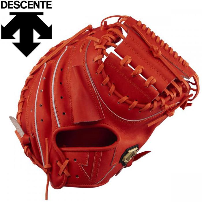 デサント 野球 硬式キャッチャーミットメンズ DBBPJG42-RORG