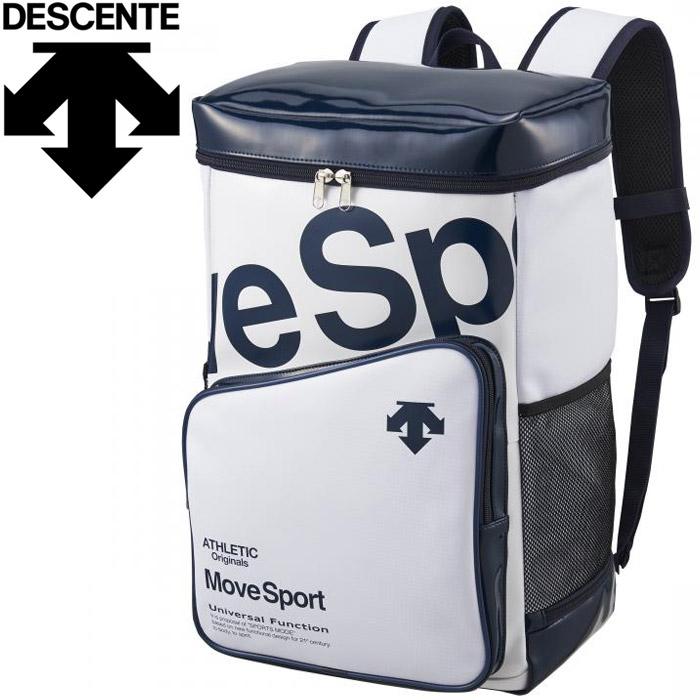 デサント マルチトレ-ニング ラバスポバックパックユニセックス DMAPJA40-WHNV