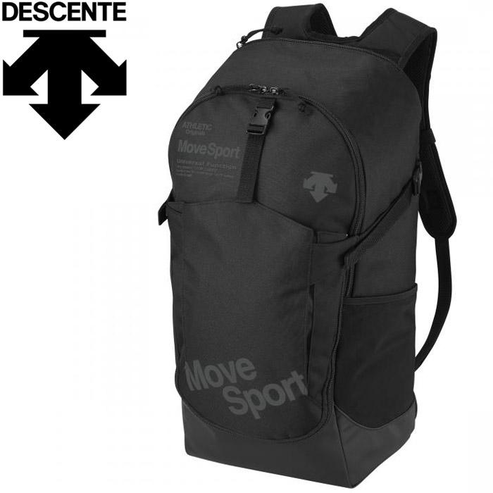 デサント マルチトレ-ニング バックパックユニセックス DMC-8000-BLK