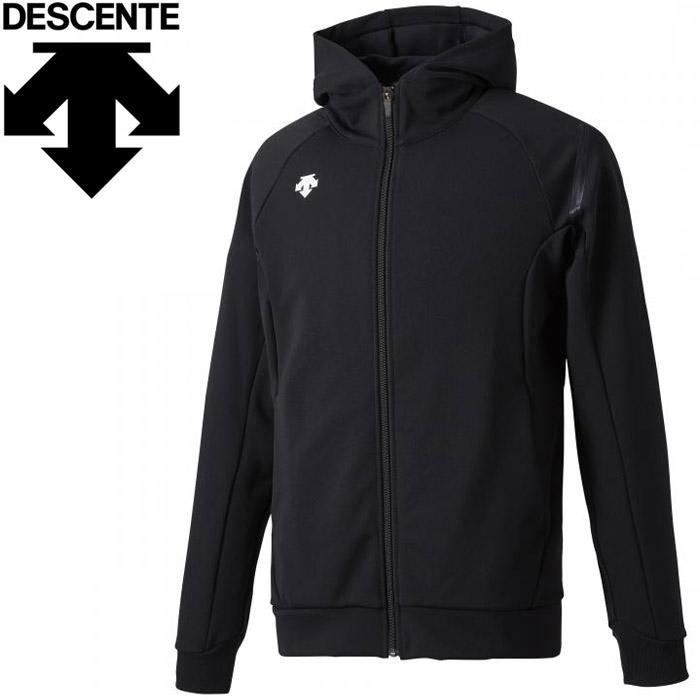 デサント トレーニングジャケットメンズ DTM-1013-BLK