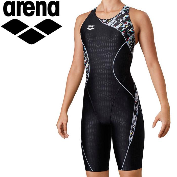 アリーナ 水泳 サークルバックスパッツ(ぴったりパッド)(着やストラップ) レディス LAR-0217W-MLT