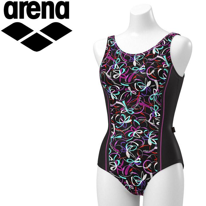 アリーナ 水泳 ノーマル(差し込みフィットパッド) レディス LAR-0222WE-PNK