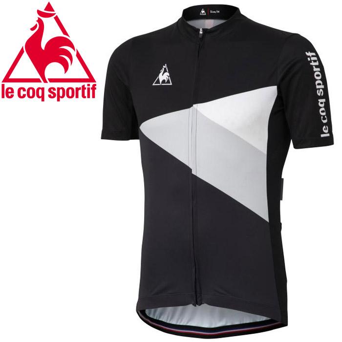 【メール便送料無料】 ルコック サイクリング Enduro Jersey メンズ QCMPGA43-BLK
