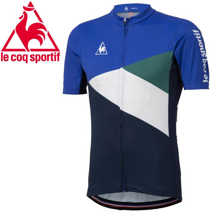 【メール便送料無料】 ルコック サイクリング Enduro Jersey メンズ QCMPGA43-SBL