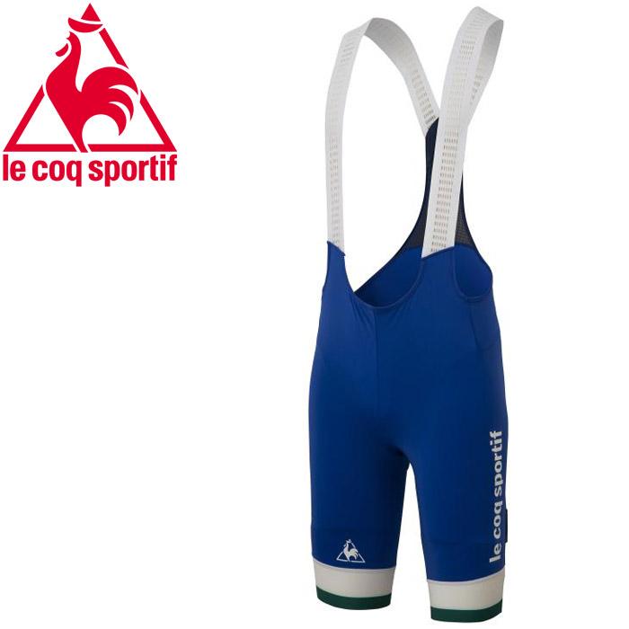 【メール便送料無料】 ルコック サイクリング Fit-able Pants Short Bib メンズ QCMPGD30-SBL