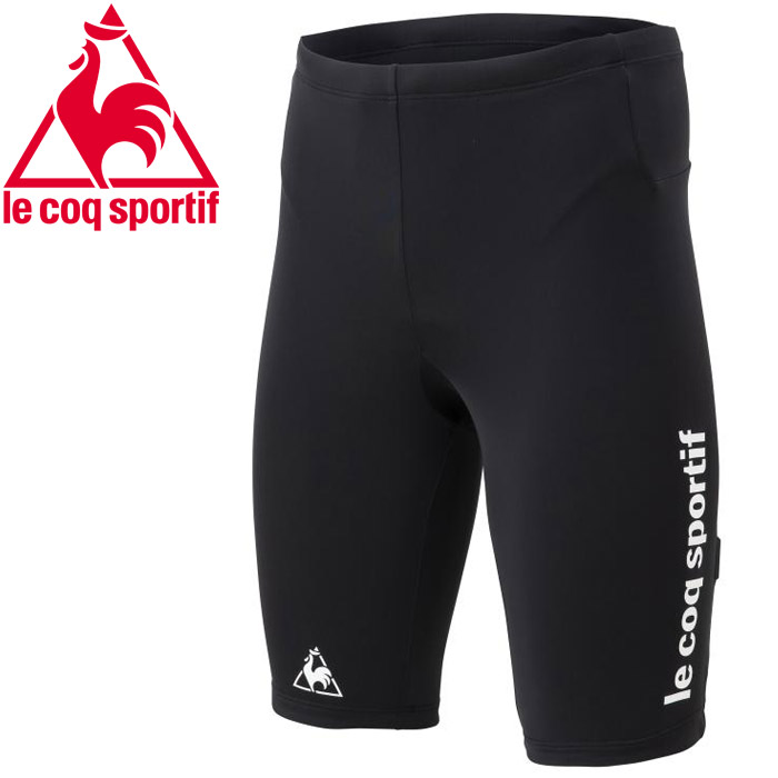 【メール便送料無料】 ルコック サイクリング Fit-able Pants メンズ QCMPGD31-BLK