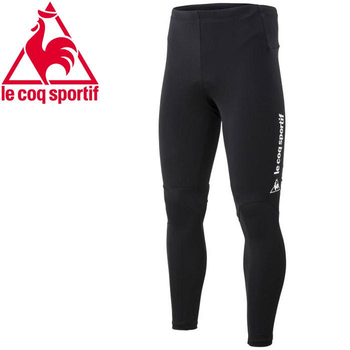 【メール便送料無料】 ルコック サイクリング Fit-able Pants Long Tights メンズ QCMPGD61-BLK