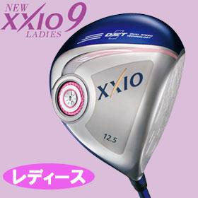 【あす楽対応】 ダンロップ XXIO9 ゼクシオ ナイン ドライバー レディース MP900 カーボン