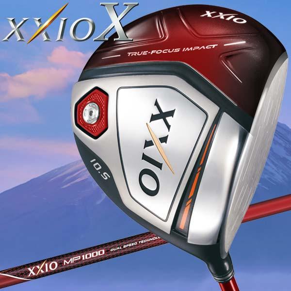 【あす楽対応】 ダンロップ XXIO X ゼクシオ テン ドライバー レッド MP1000 カーボン 2018モデル
