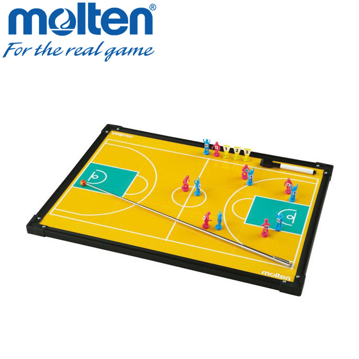 モルテン バスケットボール 立体作戦盤 バスケットボール用 SB0080