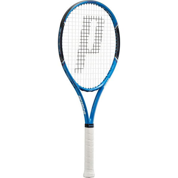 プリンス テニス 硬式テニスラケット (ガット張り上げ済み) パワーライン ツアー 100 7TJ033