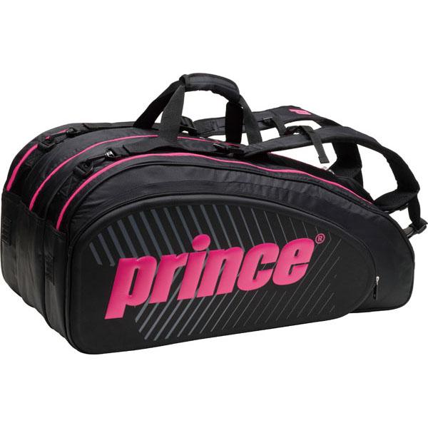 プリンス テニス バッグ ラケットバッグ9本入 TT701-420
