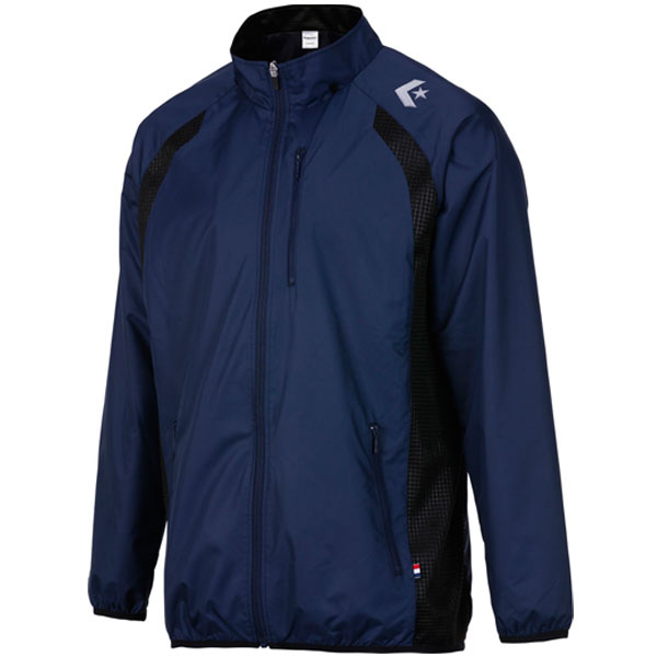 f5fdc147fa4c FZONE  Converse basketball staff wind jacket men gap Dis CB272503S ...