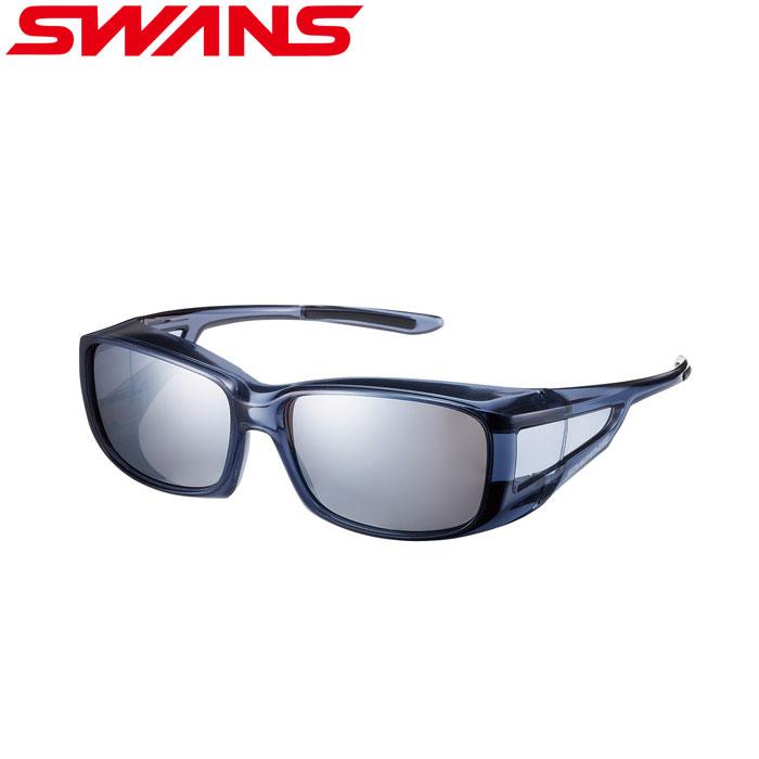 SWANS(スワンズ) SWANS オーバーグラス ヘンコウミラー YKO-OG40751 サングラス